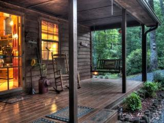 Heavenly Peace - find peace in the mountains - Blue Ridge vacation rentals