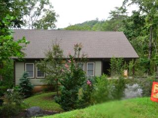 Beautiful 3 bedroom cottage in Lake Lure - Blue Ridge Mountains vacation rentals