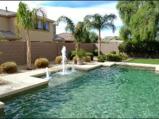 Exquisite 4500 sq feet estate with resort backyard and former model home, 1 mile to Wigwam - Goodyear vacation rentals