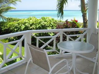 Nautilus: Cosy Beachfront Condo - Christ Church vacation rentals