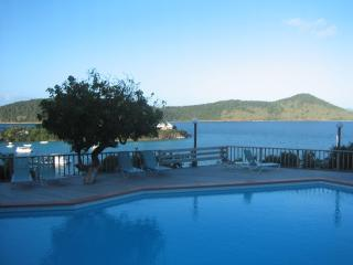 Unobstructed ocean view. No steps! FREE WI FI - Saint Thomas vacation rentals
