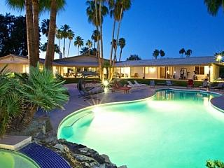 Hollywood Celebrity Estate - Palm Springs vacation rentals