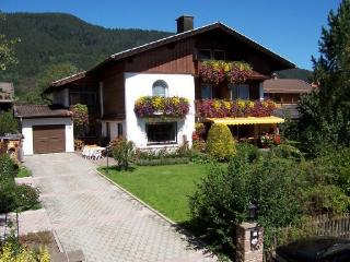 Vacation Apartment in Inzell - 377 sqft, well-kept, central, alpine (# 3152) - Inzell vacation rentals
