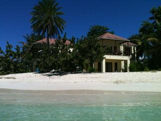 Beachfront 2-bedroom Apartment - Antigua and Barbuda vacation rentals