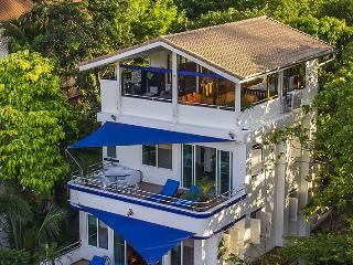 Patong Bluepoint SeaView Villa (10 till 14 Guests) - Patong vacation rentals