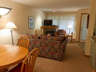 Lagoons 91 a 2 bedroom, 2 bath ground floor unit - Whistler vacation rentals