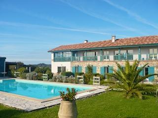 Ehaltzekoborda bed and breakfast, swimming, spa - Saint-Pee-sur-Nivelle vacation rentals