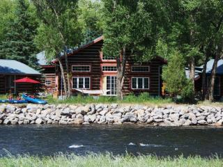 Free Rafting & Kayaking Riverside Meadows, Guest Cabin on the Rio Grande - South Fork vacation rentals