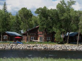 Free Rafting & Kayaking Riverside Meadows, Master Cabin on the Rio Grande - South Fork vacation rentals