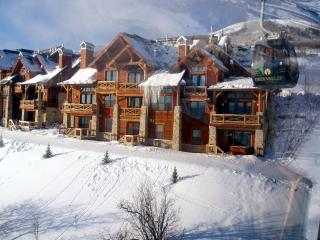 DeerValley/ DeerCrest 3BDR/ 4BA Ski-in Ski-out WOW - Deer Valley vacation rentals
