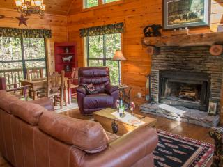 Bear Dancer - Hot Tub Overlooking Mountains! - Ellijay vacation rentals