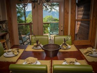 Cohutta Mountain Lodge - Panoramic View! - Ellijay vacation rentals