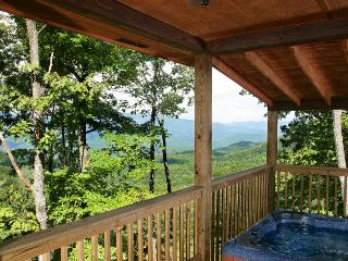 Parrott's Perch - Game Room, Hot Tub and View! - Ellijay vacation rentals