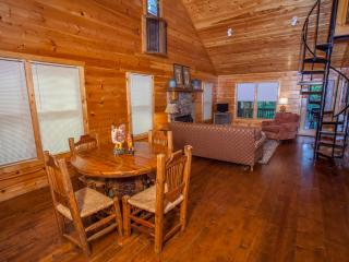Sassafras Ridge - Hot Tub with Updated Pictures! - North Georgia Mountains vacation rentals