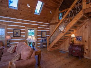 Raccoon Lodge - Amazing View! New Pictures! - Ellijay vacation rentals