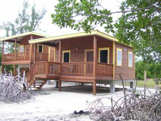 Bonita's Hibicus - studio waterfront cottage - Belize Cayes vacation rentals
