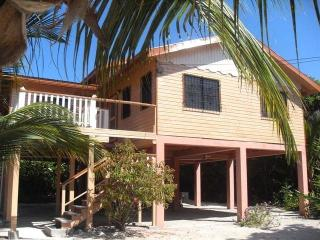 Villa Almendra - available as a 1, 2 or 3 bedroom - Caye Caulker vacation rentals