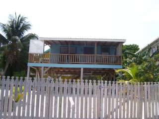 Carolyn's Other House - Beachfront studio cottage - Caye Caulker vacation rentals