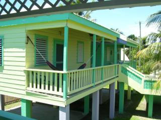 Casa Libelula #2 - 1 bedroom in the village - Caye Caulker vacation rentals