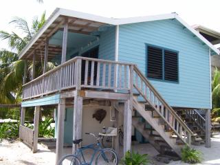 Carolyn's House - Beachfront studio cottage - Caye Caulker vacation rentals