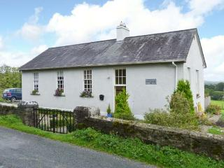 THE OLD SCHOOL HOUSE, pets welcome, en-suites, woodburner & open fire, detached, character cottage with rural views near Carriga - County Leitrim vacation rentals