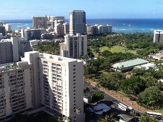 2BR / 2BTH Amazing Panoramic 180 Degree Views !! - Waikiki vacation rentals