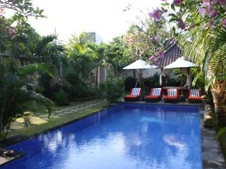 Beautiful villa in tropical garden - Kuta vacation rentals