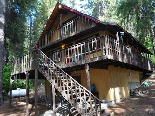 Looking for a genuine cabin retreat on Lake Cle Elum?  3BR + Loft / 2 BA - Ronald vacation rentals