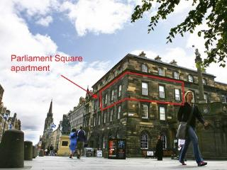 Parliament Sq3,Royal Mile,300m to Edinburgh Castle - Edinburgh vacation rentals