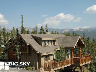 Moonlight Mountain Home (Shadow Ridge) - Big Sky vacation rentals