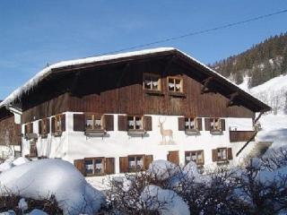 Vacation Apartment in Bad Hindelang - 1033 sqft, cozy, comfortable, friendly (# 3195) - Bavaria vacation rentals