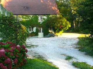 Moulin de Cussigny Charming 3 bedroom cottage - Burgundy vacation rentals