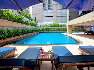Bangkok - Sala Daeng Designer Suite Room 606 2BED - Bangkok vacation rentals