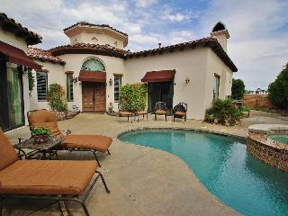 Santa Rosa Trails Villa with Pool - La Quinta vacation rentals