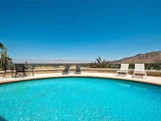 Endless Desert Views ~ Special - Take 15% off 5 Nights thru 10/1 - Palm Springs vacation rentals