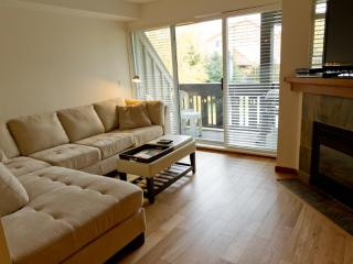Lagoons 68 a 2 bedroom, 2 bath upper floor unit - Whistler vacation rentals