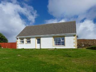 ATLANTIC VIEW, detached cottage, enclosed gardens, sea views, walks from door, in Brinlack, Ref 18961 - County Donegal vacation rentals
