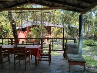 Secluded Ocean Front Cabin On Playa Zancudo - Playa Zancudo vacation rentals