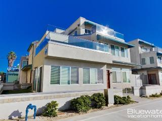 Bluewater Ocean Front Two North - Mission Beach Vacation Rental - San Diego vacation rentals