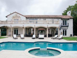 Villa Cortez - 10 Bedroom Star Island Estate - Miami Beach vacation rentals