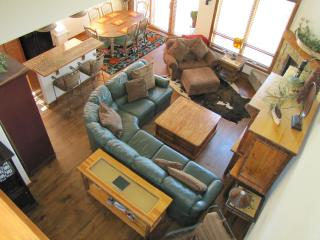 Ski in - Ski out. Saddlewood Townhome, Peak 9 - Breckenridge vacation rentals