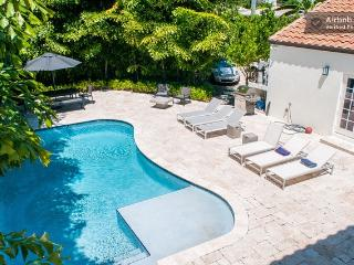 4BR Villa Flamingo In The Heart Of South Beach - Miami Beach vacation rentals