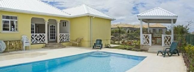 Large Pool and Sundeck - Luxury family Villa with pool: Coverley House! - Oistins - rentals