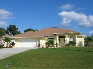 Stunning Picasso Villa on water #613 - Punta Gorda vacation rentals