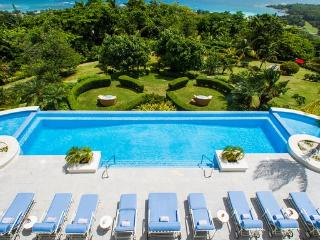 PARADISE TTP - 84782 - EXTRODINARY COMFORT | EXQUISITE STYLE - 7 BED VILLA - MONTEGO BAY - Montego Bay vacation rentals
