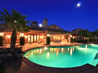 'Desert Ridge Estate' Private Lake, Infinity Pool - Indio vacation rentals