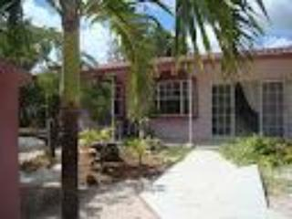 Spacious house Bonaire style with tropical garden - Bonaire vacation rentals