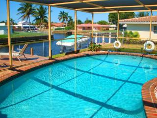 Waterfront Home Screened Pool, Open Sundeck & Dock - Fort Lauderdale vacation rentals