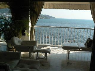 ACAPULCO LUXURIOUS BEACHFRONT  FREE WIFI & PHONE - Acapulco vacation rentals