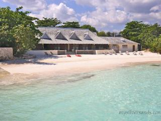 Rum Jetty Jamaica-6 bedroom house on private beach - Silver Sands vacation rentals
